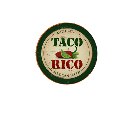 Taco Rico  A Logo, Monogram, or Icon  Draft # 306 by artsie9324
