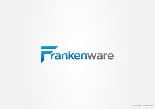 Frankenware A Logo, Monogram, or Icon  Draft # 11 by tomitod999