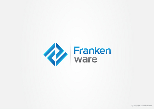 Frankenware A Logo, Monogram, or Icon  Draft # 12 by tomitod999