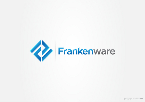 Frankenware A Logo, Monogram, or Icon  Draft # 13 by tomitod999