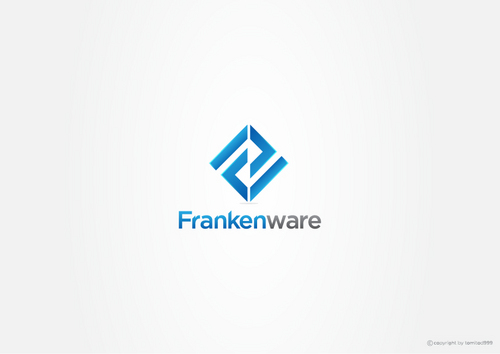Frankenware A Logo, Monogram, or Icon  Draft # 14 by tomitod999
