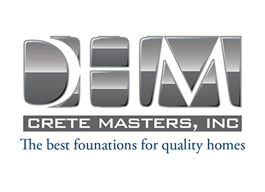 DHM Crete Masters, Inc. (not sure if it needs to be in design but that's the name of company A Logo, Monogram, or Icon  Draft # 53 by christopher64