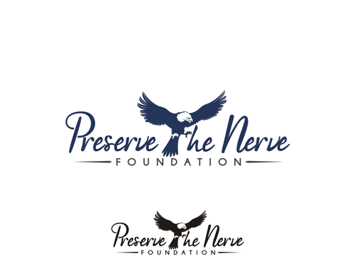 Preserve the Nerve Foundation A Logo, Monogram, or Icon  Draft # 106 by otakkecil