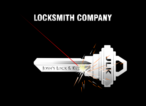 Josh's Lock & Key A Logo, Monogram, or Icon  Draft # 24 by antos