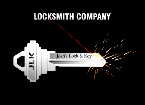 Josh's Lock & Key A Logo, Monogram, or Icon  Draft # 27 by antos