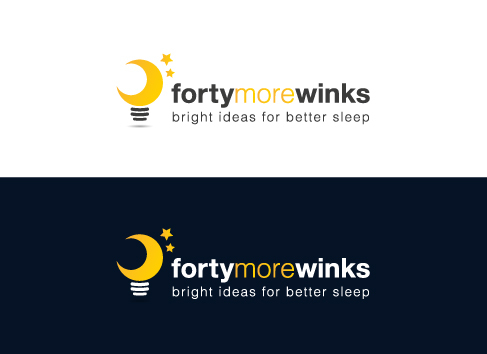 40 More Winks (also Forty More Winks) A Logo, Monogram, or Icon  Draft # 102 by Mayas