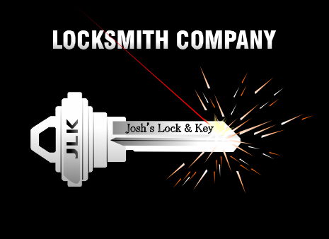 Josh's Lock & Key A Logo, Monogram, or Icon  Draft # 28 by antos