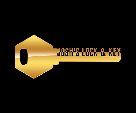 Josh's Lock & Key A Logo, Monogram, or Icon  Draft # 30 by dezignbox