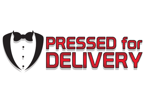 Pressed for Delivery A Logo, Monogram, or Icon  Draft # 73 by geisuzz