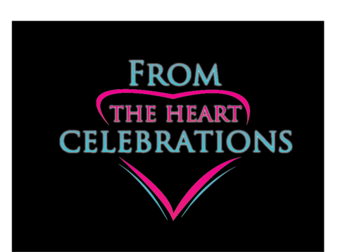 From the heart celebrations A Logo, Monogram, or Icon  Draft # 45 by FM007