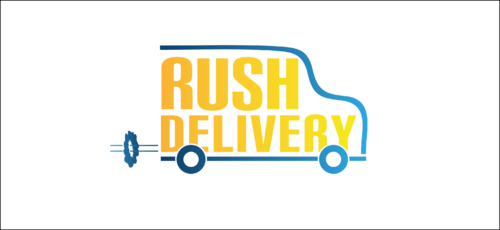 a car that symbols delivery service and that reflects its fast A Logo, Monogram, or Icon  Draft # 131 by JoseLuiz