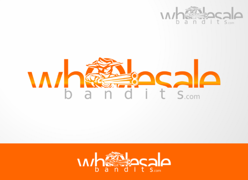 Wholesale Bandits (.com?)  A Logo, Monogram, or Icon  Draft # 3 by Erza8