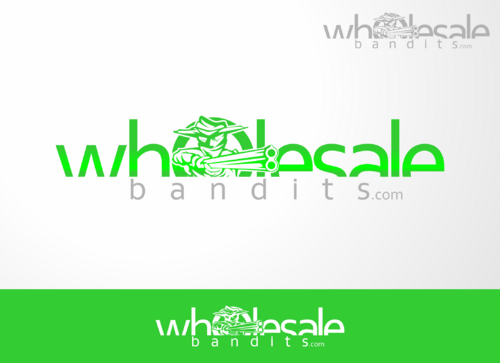 Wholesale Bandits (.com?)  A Logo, Monogram, or Icon  Draft # 4 by Erza8