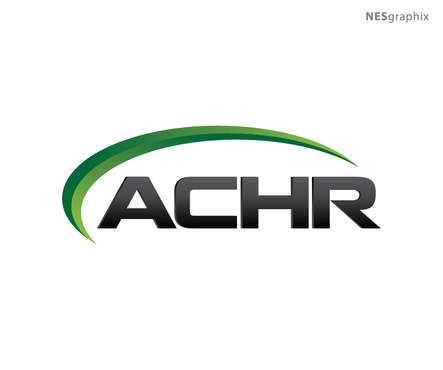 ACHR Incorporated A Logo, Monogram, or Icon  Draft # 47 by nesgraphix