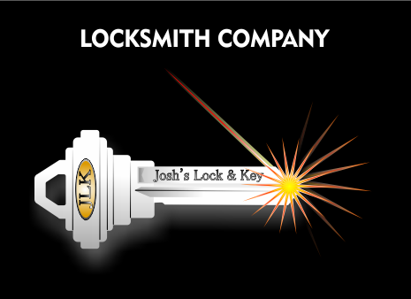 Josh's Lock & Key A Logo, Monogram, or Icon  Draft # 36 by antos
