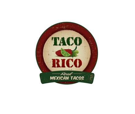 Taco Rico  A Logo, Monogram, or Icon  Draft # 323 by artsie9324
