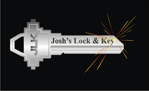 Josh's Lock & Key A Logo, Monogram, or Icon  Draft # 38 by vable