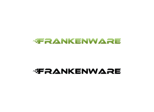 Frankenware A Logo, Monogram, or Icon  Draft # 34 by ovidesigns