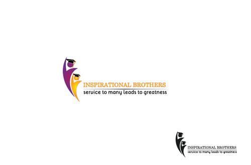 Ibros, inspirational brothers ,  A Logo, Monogram, or Icon  Draft # 39 by PTGroup