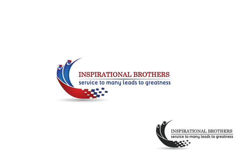 Ibros, inspirational brothers ,  A Logo, Monogram, or Icon  Draft # 40 by PTGroup