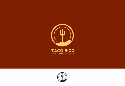 Taco Rico  A Logo, Monogram, or Icon  Draft # 325 by rangar