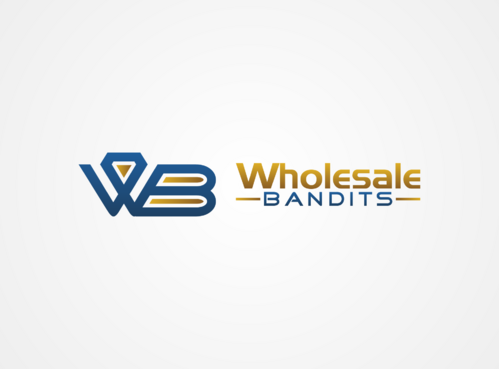 Wholesale Bandits (.com?)  A Logo, Monogram, or Icon  Draft # 7 by Celestia