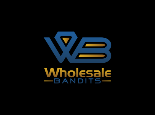 Wholesale Bandits (.com?)  A Logo, Monogram, or Icon  Draft # 8 by Celestia
