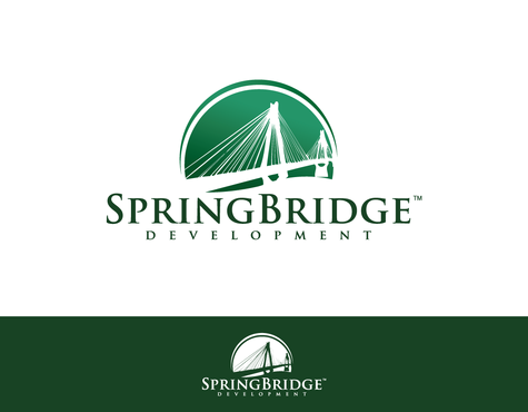 SpringBridge Development Partners A Logo, Monogram, or Icon  Draft # 18 by graphicsB8