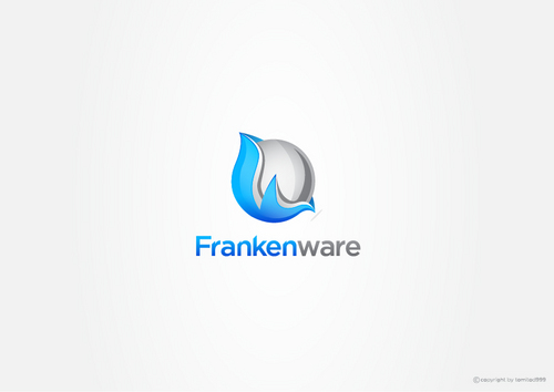 Frankenware A Logo, Monogram, or Icon  Draft # 40 by tomitod999
