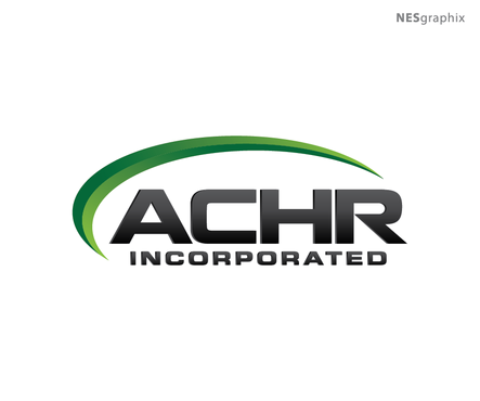ACHR Incorporated A Logo, Monogram, or Icon  Draft # 56 by nesgraphix