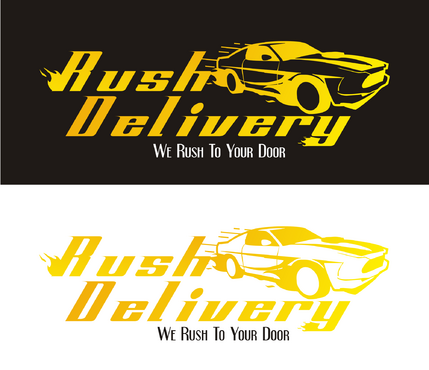 a car that symbols delivery service and that reflects its fast A Logo, Monogram, or Icon  Draft # 139 by rangga22
