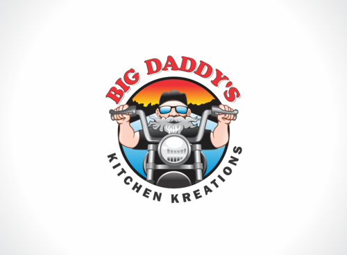 Big Daddy's Kitchen Kreations A Logo, Monogram, or Icon  Draft # 2 by dweedeku
