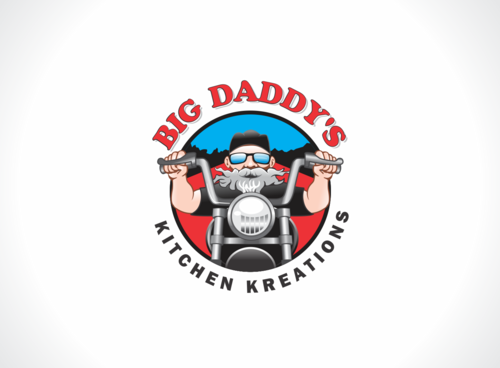 Big Daddy's Kitchen Kreations A Logo, Monogram, or Icon  Draft # 3 by dweedeku