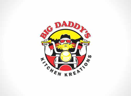 Big Daddy's Kitchen Kreations A Logo, Monogram, or Icon  Draft # 4 by dweedeku
