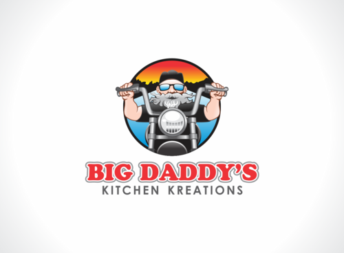Big Daddy's Kitchen Kreations A Logo, Monogram, or Icon  Draft # 5 by dweedeku