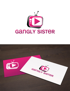 Gangly Sister A Logo, Monogram, or Icon  Draft # 19 by mdsgrafix
