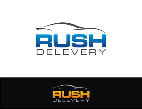 a car that symbols delivery service and that reflects its fast A Logo, Monogram, or Icon  Draft # 143 by pisca