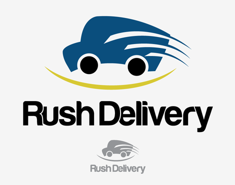 a car that symbols delivery service and that reflects its fast A Logo, Monogram, or Icon  Draft # 144 by jhonjhon