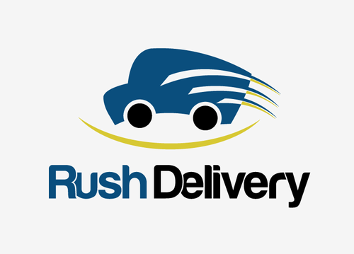 a car that symbols delivery service and that reflects its fast A Logo, Monogram, or Icon  Draft # 145 by jhonjhon