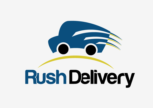 a car that symbols delivery service and that reflects its fast A Logo, Monogram, or Icon  Draft # 146 by jhonjhon