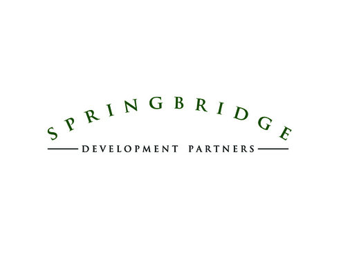SpringBridge Development Partners A Logo, Monogram, or Icon  Draft # 21 by Jacksina