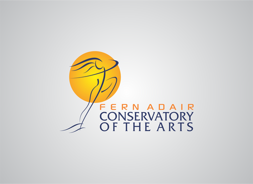 Fern Adair Conservatory of the Arts A Logo, Monogram, or Icon  Draft # 2 by dany96