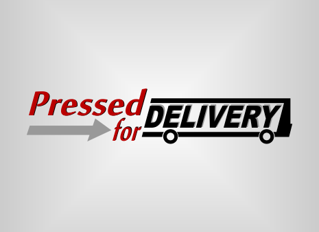 Pressed for Delivery A Logo, Monogram, or Icon  Draft # 79 by antos