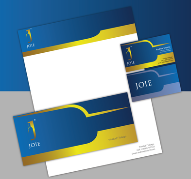 JOIE Stationery  Business Cards and Stationery  Draft # 151 by jpgart92