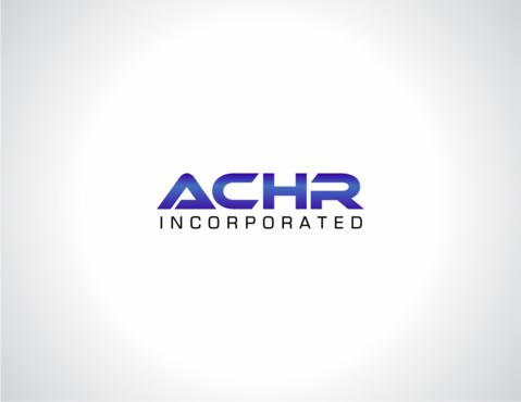 ACHR Incorporated A Logo, Monogram, or Icon  Draft # 64 by asuedan