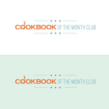Cookbook of the Month Club A Logo, Monogram, or Icon  Draft # 221 by eeshu