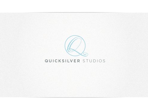 Quicksilver Studios A Logo, Monogram, or Icon  Draft # 51 by CherryPopDesign
