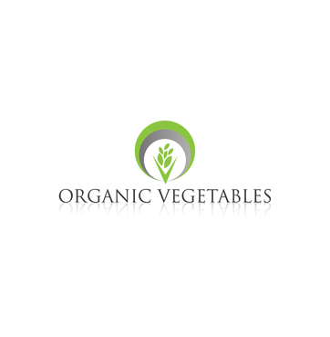 ORGANIC  VEGETABLES A Logo, Monogram, or Icon  Draft # 1 by InventiveStylus