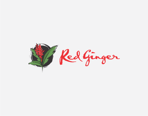 Red Ginger A Logo, Monogram, or Icon  Draft # 20 by kanyakitri