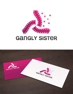 Gangly Sister A Logo, Monogram, or Icon  Draft # 44 by mdsgrafix